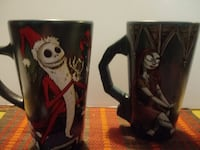 Nightmare Before Christmas Mugs - Lakewood Township