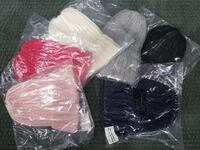several assorted-color knit cap packs Falls Church, 22046