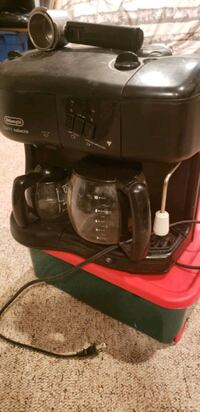 Capaccino and expresso coffee maker