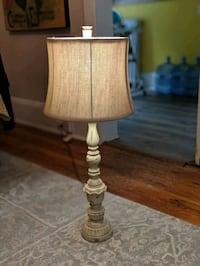 Kirkland's distressed table lamp  Fairfax, 22030