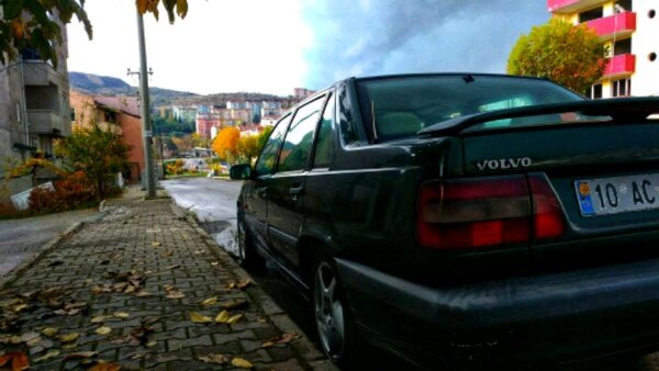 Volvo 850 T5 2.0 Turbo 210 hp
