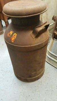 Antique Metal Milk Can  Knoxville, 37917