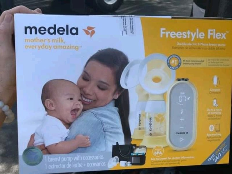 Used Medela Freestyle Flex For Sale In Fountain Valley Letgo