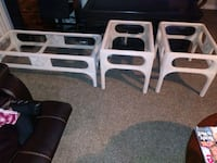 1Coffee Table and 2 Inn Tables