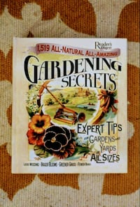 Gardening Book Kitchener