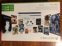 Xbox one s - 1tb ,  brand new never been opened Toronto, M1T 2Z4