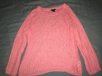H&M Bright Pink Sweater Montreal, H4N 3K4