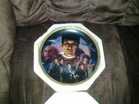 8 Star Trek Plates from The Hamilton Collection Weymouth, MA, USA