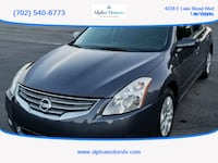 2012 Nissan Altima for sale Las Vegas