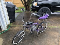 "20"" motorized bike"