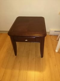 brown wooden drop-leaf table Côte Saint-Luc, H4X 1W6