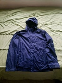 Columbia rain jacket  40 km
