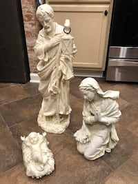 Nativity, Roman Inc, Joseph's Collection Falls Church, 22041