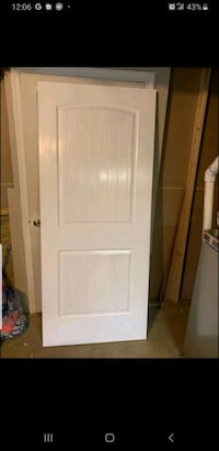 """Sliding Barn Door, 80""""x24"""". Does not include fixatures or rail."""