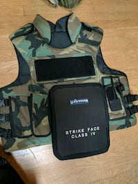 Body Armor, Large Centreville, 20120