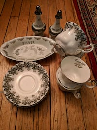 Royal Albert Bone China Tea Cups & Saucers and Mor Toronto, M4R 1X6