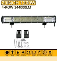 Led bar lys Drammen, 3024