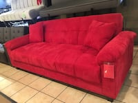 Sofa or bed? 2 in 1! 2263 mi