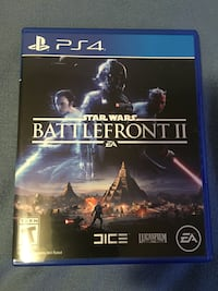3 Ps4 Games Battlefront,FIFA17,MassEffect Andromeda Edmonton, T5T 0R1