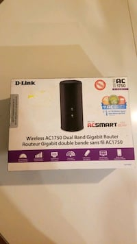 DLINK router AC1750 Mississauga, L4W