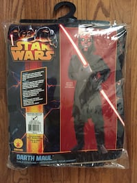 Halloween Star Wars Darth Maul costume pack Arlington, 22201