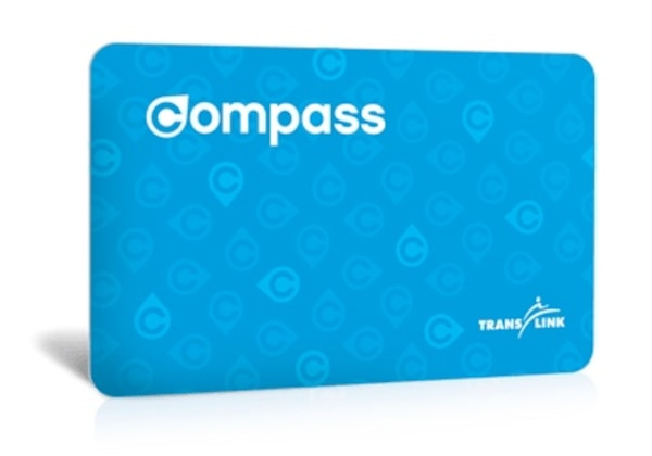 Compass Card SAVE OVER $60