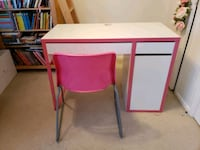 Girls desk and chair Houston, 77095