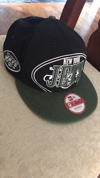 black and gray San Francisco 49ers fitted cap Colts Neck, 07722