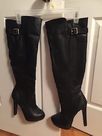 Material Girl Boots Size 7.5 Very New Never Been Worn  Vaughan, L4L 7G4