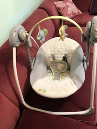 Baby Bouncer AUTOMATIC