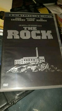 The Rock DVD 2 disk spesial edition