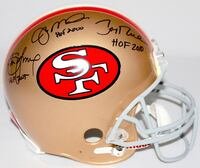 San Fran Autographed HOF  District Heights, 20747