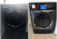 Set washer and dryer NO MATCH SET