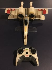 X-wing RC plane Russell, K4R 0B3