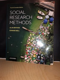 Social Research Methods  Mississauga, L5C 1X4