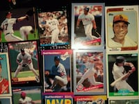 assorted baseball trading card collection Tennessee 36