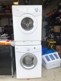 """Front loading, 24"""" apartment sized washer and drier Surrey, V3Z 6R9"""