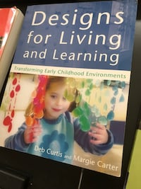 Designs for living and learning textbook brand new retails for $35  Burnaby, V5E 0A4