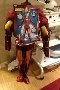 Iron man 2 costume. Brand new and never worn Vaughan, L6A 2X7
