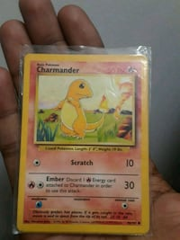 Pokemon Charizard trading card game Boston, 02126