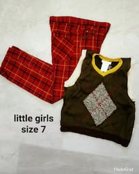 Little girls size 7. Mary Kate & Ashley brand Roy