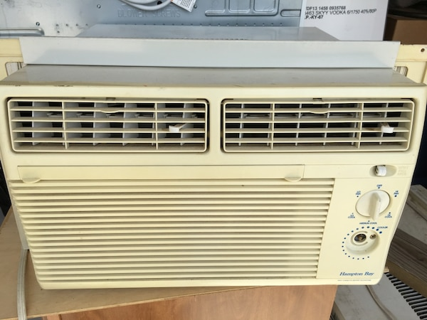 hampton bay window air conditioner mitsubishi hampton bay 10000 btu window air conditioner used for sale in