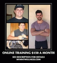 online personal training  Pittsburgh
