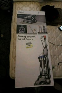 white and black upright vacuum cleaner box Westminster, 21157