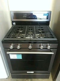 black and gray gas range oven Concord, 94520