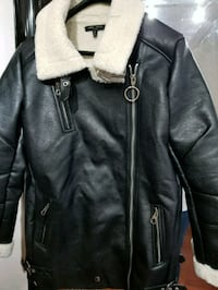 Brand new leather jacket. Size medium Brampton, L6V 3H9