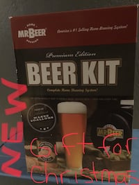Great Christmas Gift Beer Brewing System- Make your own beer South Daytona, 32119