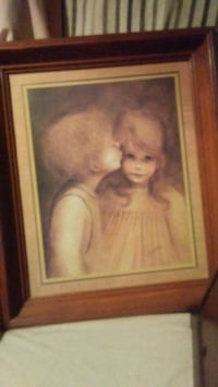 The kiss antique picture Phenix City
