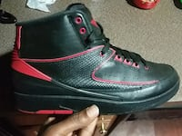 Black and red Jordan shoes OG's men's size 11 Westminster, 21157