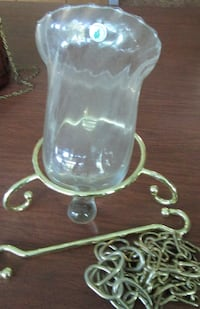 Partylite Hanging Candle Holder Derby